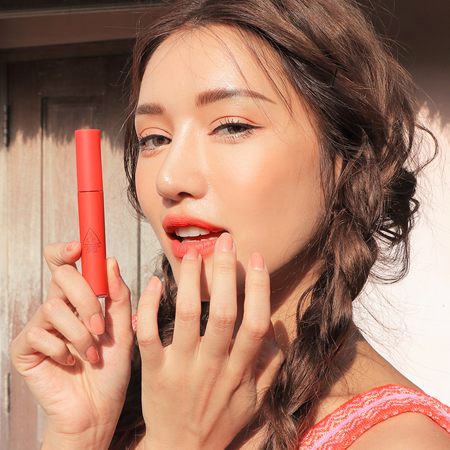 3CE VELVET LIP TINT #ICING CORAL