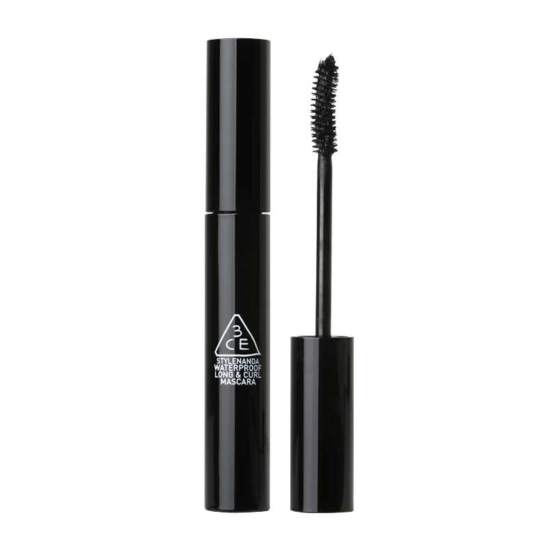 3CE WATERPROOF LONG & CURL MASCARA