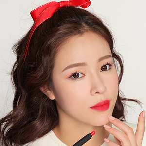 3CE MATTE LIP CRAYON-#AIRY RED