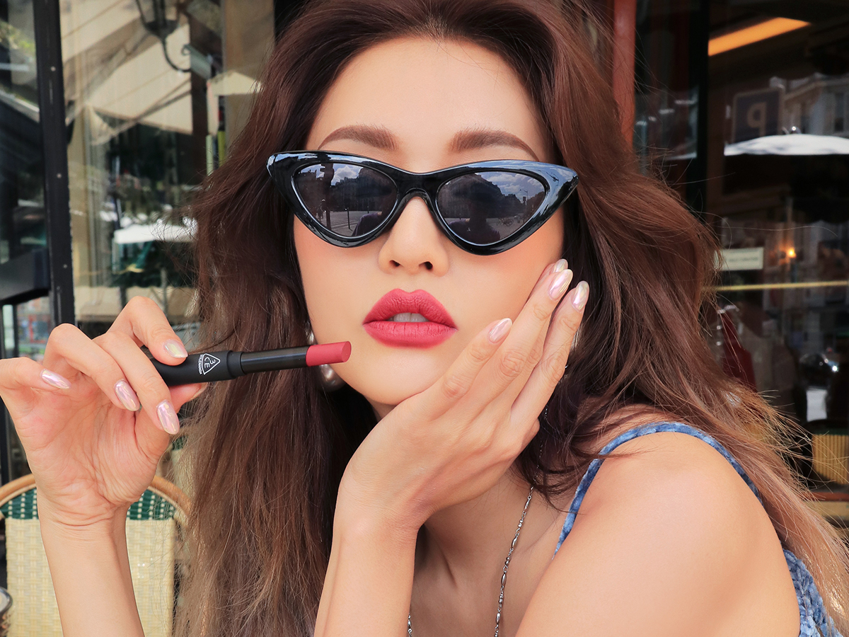 3CE SLIM VELVET LIP COLOR #KALANCHOE