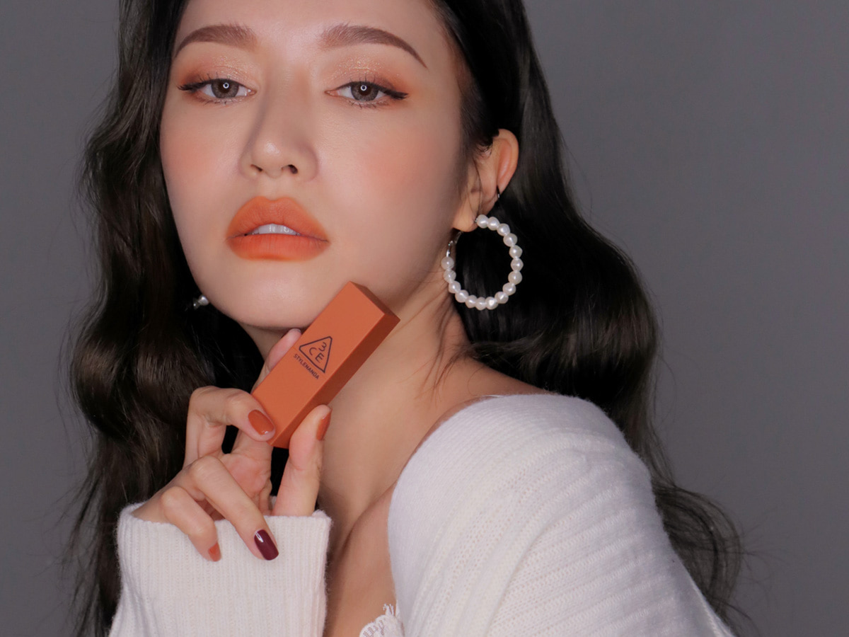 [MATTE] 3CE LIP COLOR #229 DRY TANGERINE