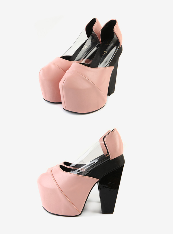 FIONA PUMPS BLUSH