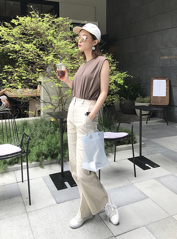 linen touch formal long pants