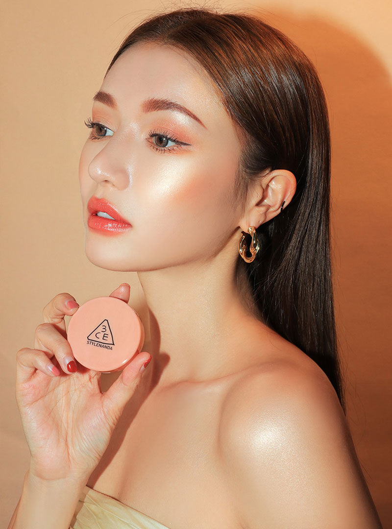 3CE GLOW BEAM HIGHLIGHTER #GO TO SHOW